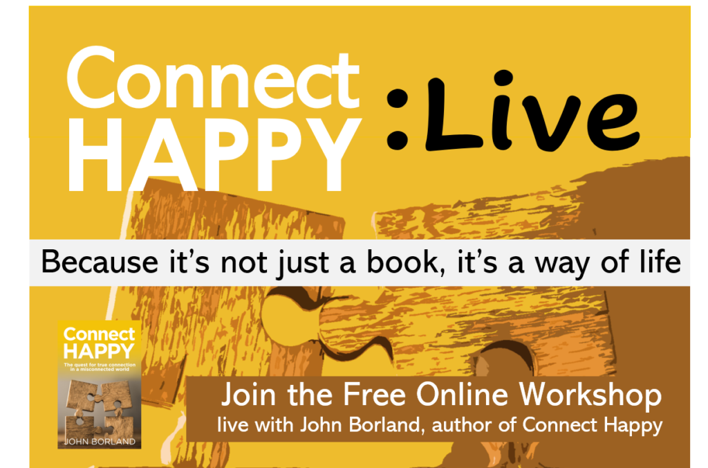 connect happy live